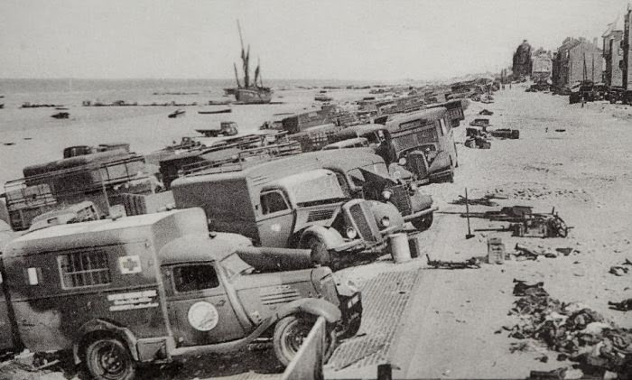 С фронтов второй мировой войны